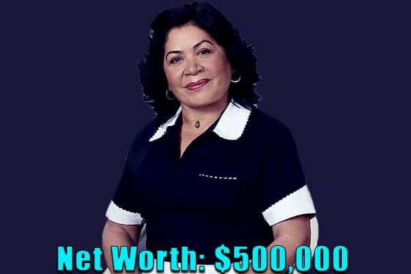 Image of TV Personality, Zolia Chavez net worth is $500,000