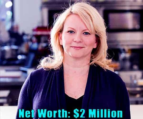 Image of TV Personality, Bridget Lancaster net worth is $2 million