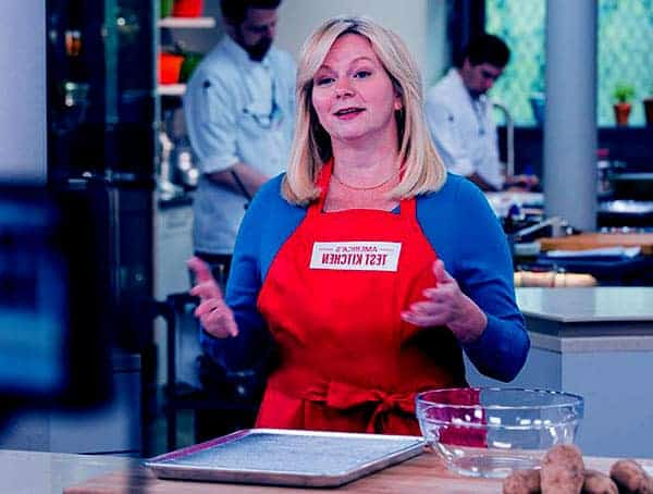 Image of Bridget Lancaster from the TV show, America's Test Kitchen