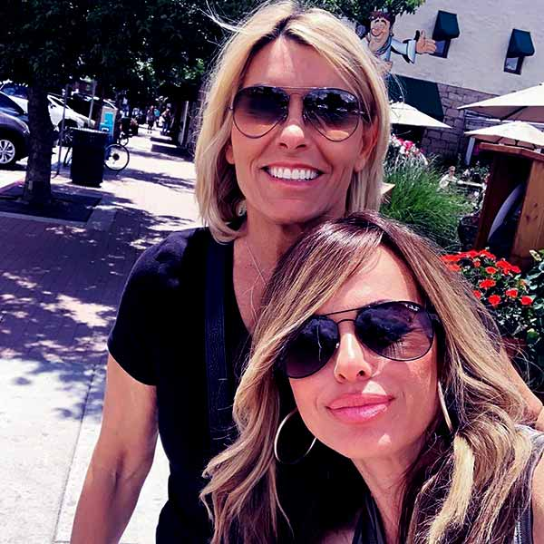 Image of Captain Sandy Yawn with her partner Leah Shafer