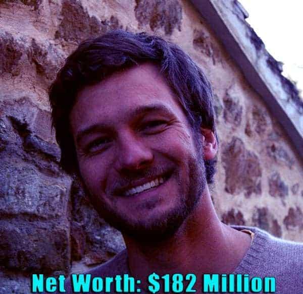 Image of Architectural designer, Charlie Luxton net worth is $182 million