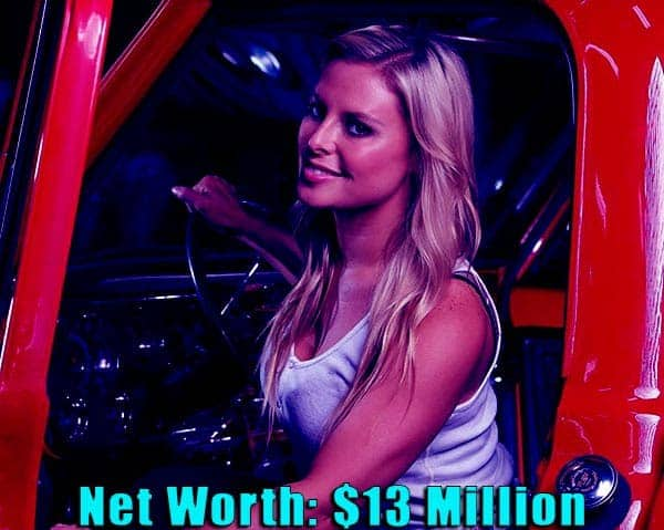 Image of Actor, Cristy Lee net worth is $13 million
