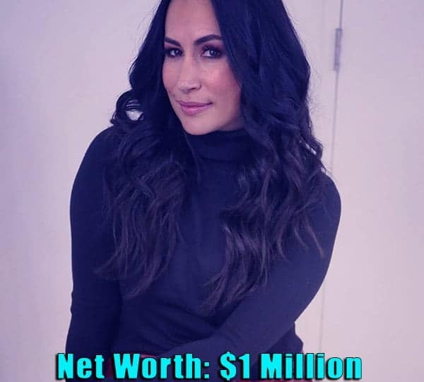 Image of Canadian media personality, Cynthia Loyst net worth is $1 million