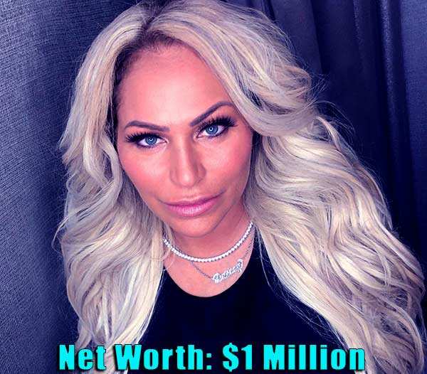 Image of Actor, Darcey Silva net worth is $1 million