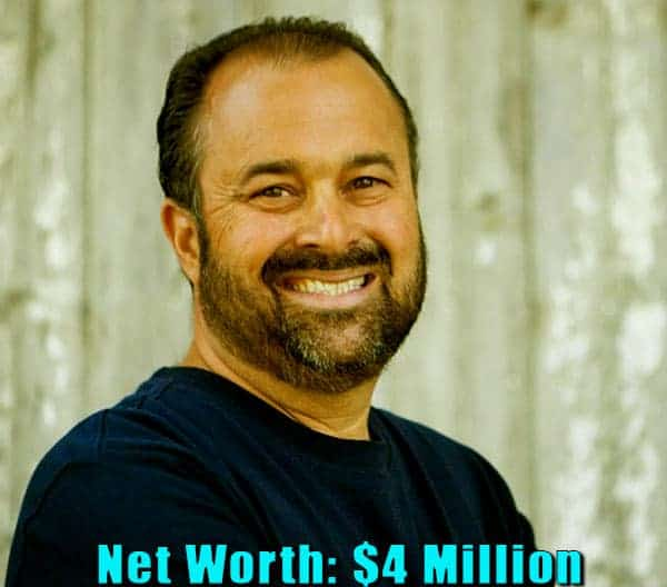 Image of TV Personality, Frank Fritz net worth is $4 million