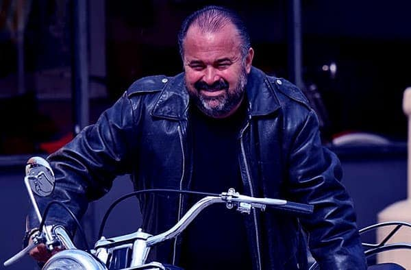 Image of Frank Fritz from the TV show, American Pickers