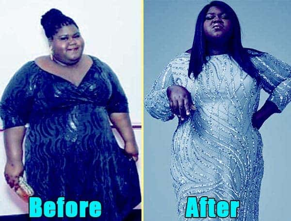 Image of Gabourey Sidibe Weight loss before and after