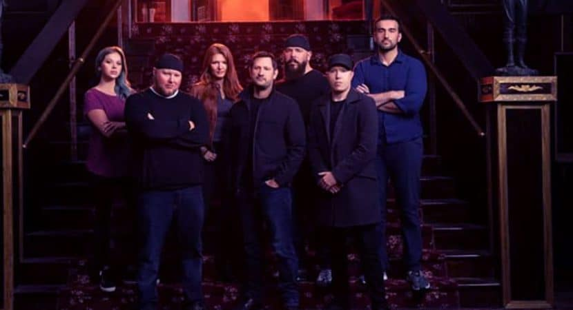 Image of Ghost Hunters Reboot Cast. Who did we lose