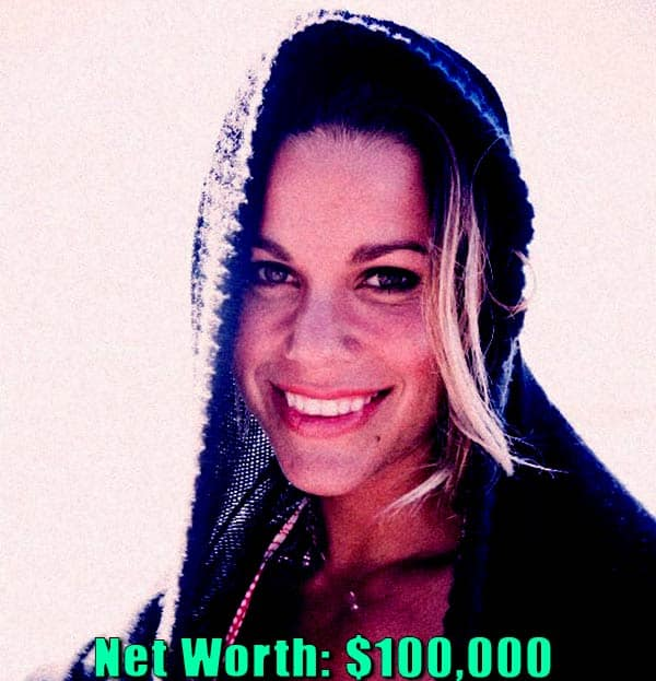 Image of TV personality, Jenny Useldinger net worth is $100,000