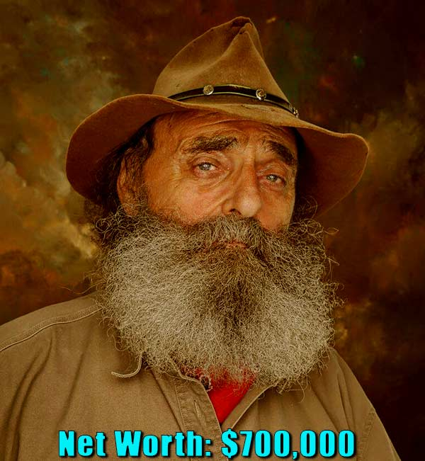 Image of Mountain monsters cast John Tice net worth is $700,000