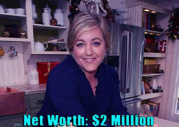 Image of TV Personality, Julia Collin Davison net worth is $2 million
