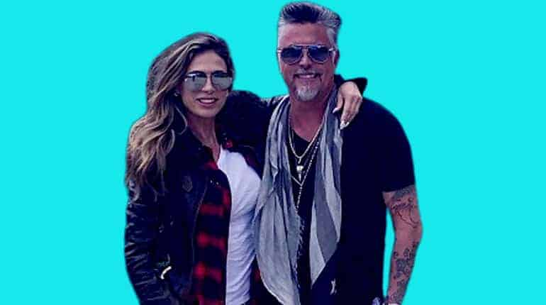 Image of Know everything about Richard Rawlings' New Fiance Katerina Deason.