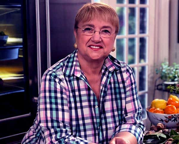 Image of Lidia Bastianich from the TV show, Lidia's Family Table