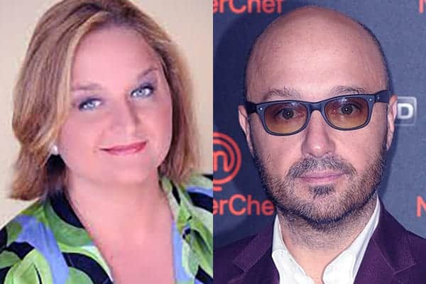 Image of Lidia Bastianich kids Tanya Bastianich Manuali (daughter) and Joe Bastianich (son)