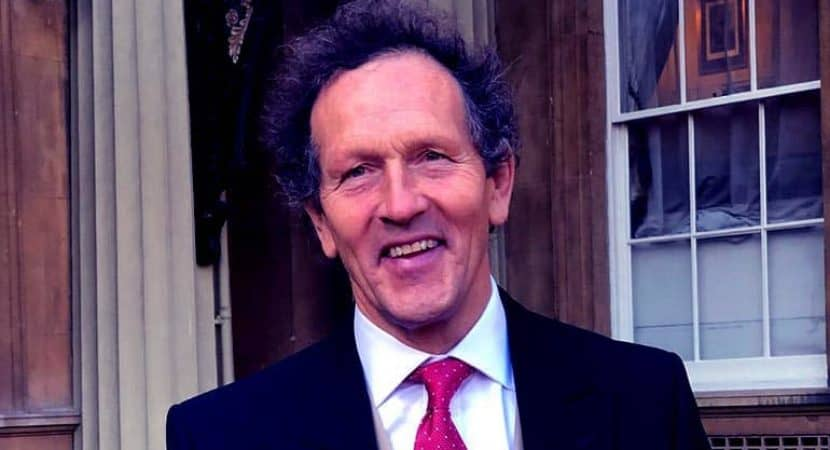 Image of Monty Don Net Worth, House, Dogs. Meet his wife Sarah Don and their Kids