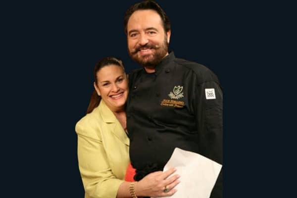 Image of Nancy Stellino with her husband Nick Stellino