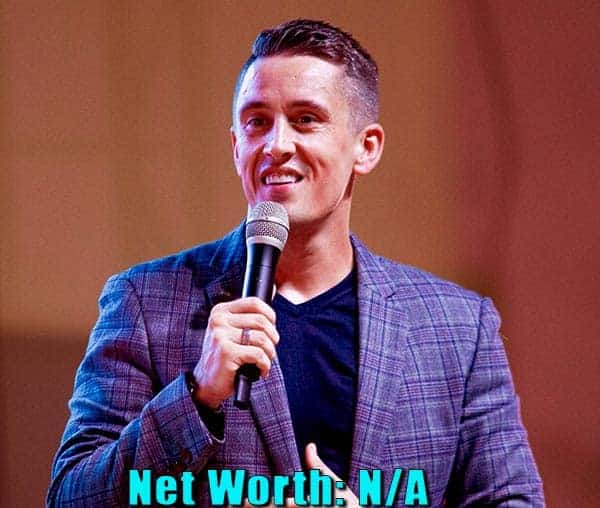 Image of English evangelist, Nathan Morris net worth is currently not available
