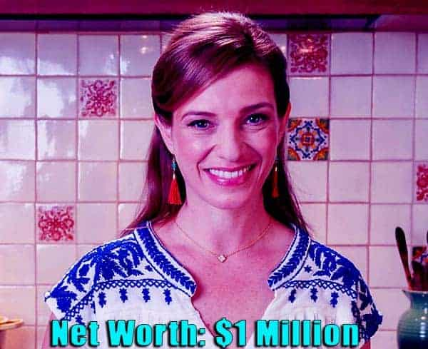 Image of TV Personality, Pati Jinich net worth is $1 million