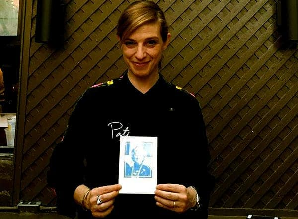 Image of Pati Jinich from the TV show, Pati's Mexican Table.