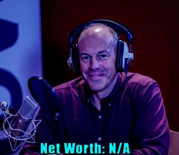 Image of British media personality, Phil Spencer net worth is currently not available
