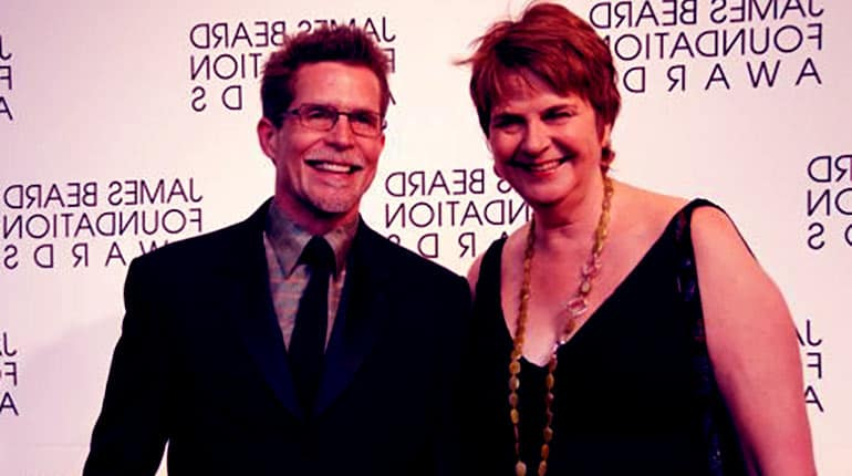 Image of Rick Bayless Wife Deann Bayless and Daughter Lane Ann Bayless. Know his net worth.