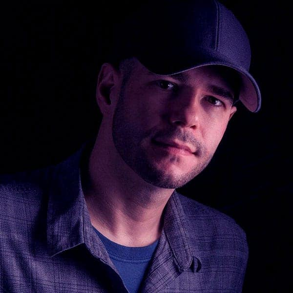 Image of Steve Gonsalves from the TV show, Ghost Hunters.