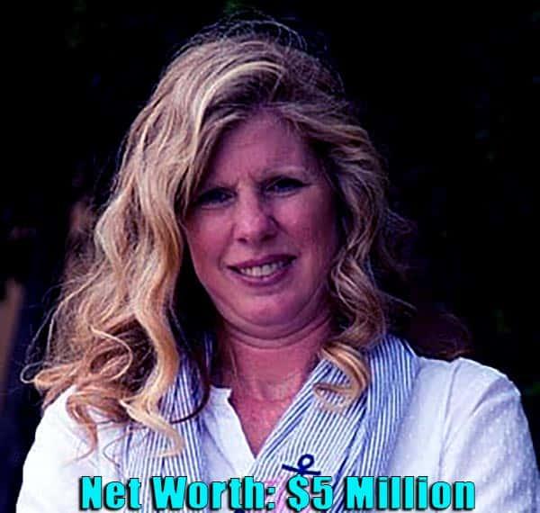 Image of Todd Chrisley ex-wife Teresa Terry net worth is $5 million