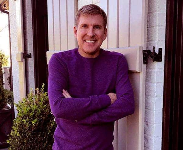 Image of Todd Chrisley is a married man not a gay