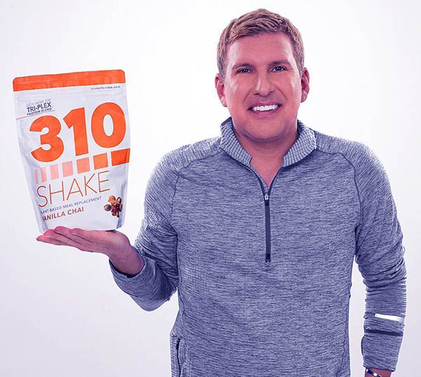 Image of Todd Chrisley from the TV show, Chrisley Knows Best