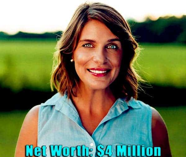 Image of Chef Vivian Howard net worth is $4 million