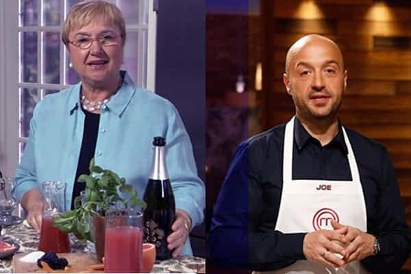 Image of Lidia Bastianich and her late husband Felice Bastianich