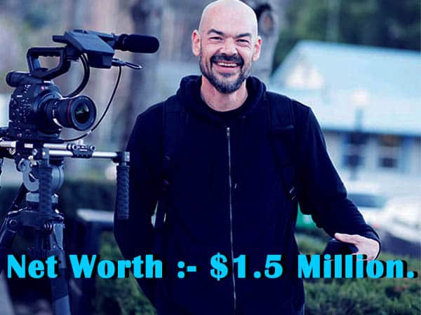 Aaron Goodwin Net Worth