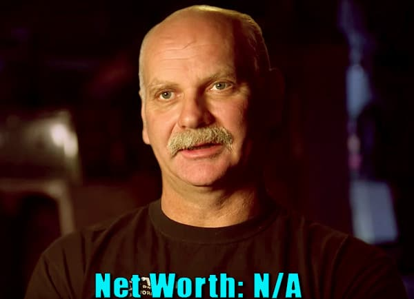 Image of Reality TV actor, Al Quiring net worth is currently not available