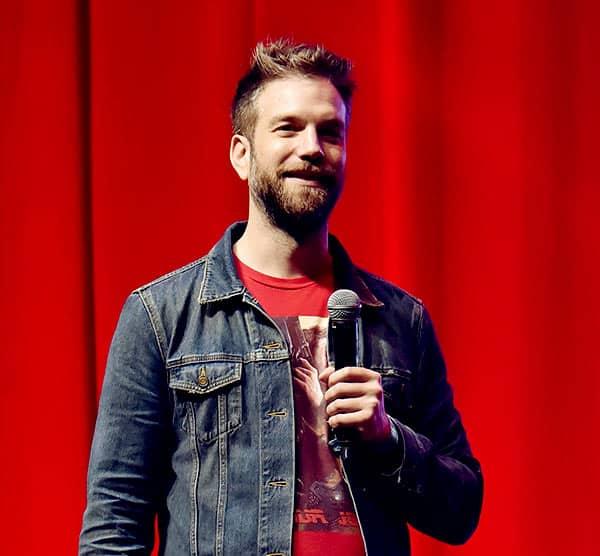Image of Comedian, Anthony Jeselnik
