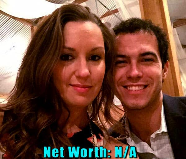 Image of Michael Cordray wife Ashley Corday net worth is currently not available
