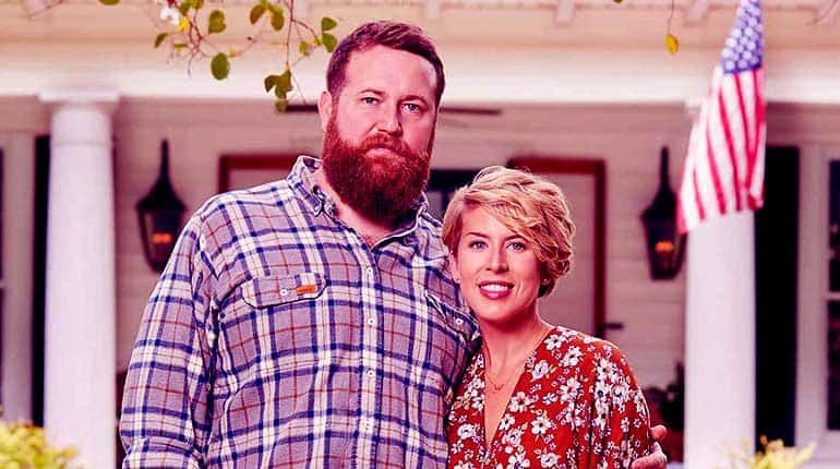 "Image of Ben and Erin Napier Biography: 15 Unknown Facts about HGTV ""Home Town"" Cast"