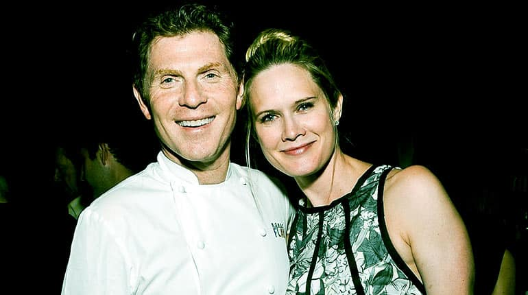 Image of Who Is Bobby Flay Married To; Who's His Wife. Or Is He Dating a Girlfriend in 2019.