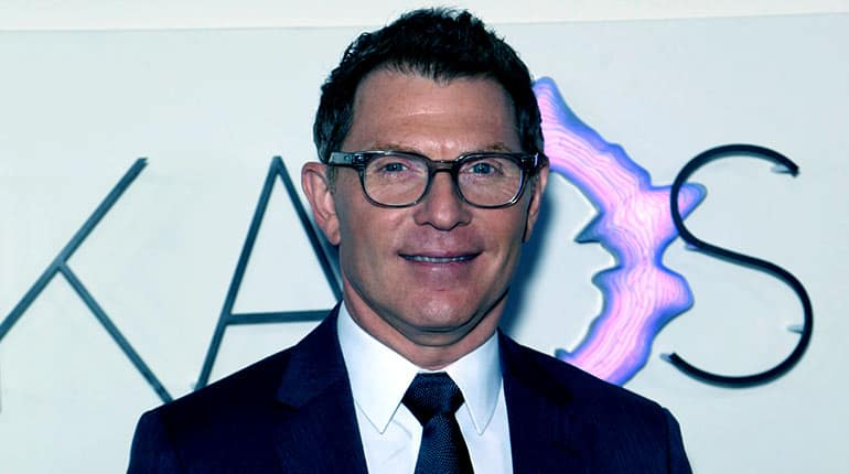 Image of Bobby Flay's Net Worth In 2019