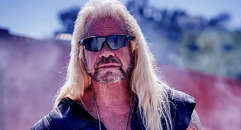 Image of Is dog the bounty hunter dating again