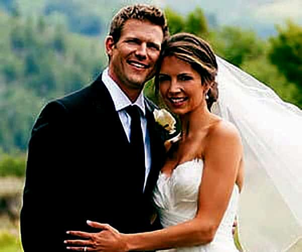 Image of Dr. Charlotte Brown with her ex-husband Travis Stork