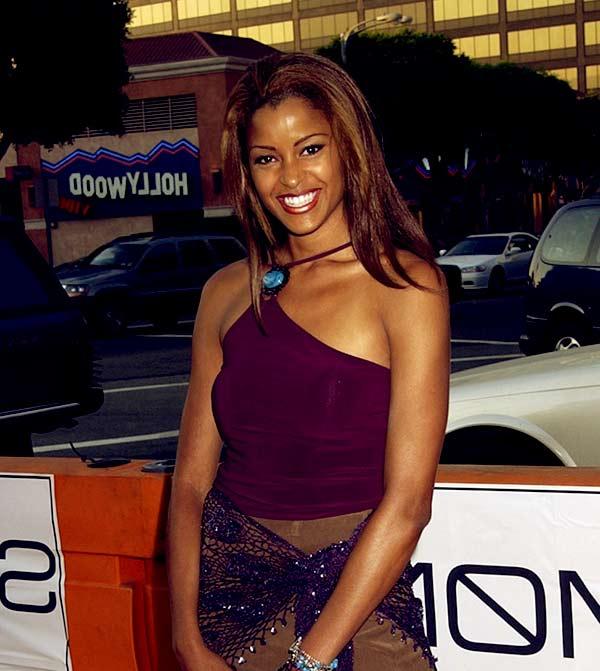 Image of American TV Personality, Claudia Jordan