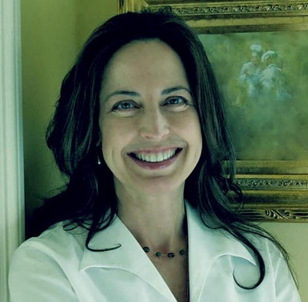 Image of American chef, Debra Ponzek