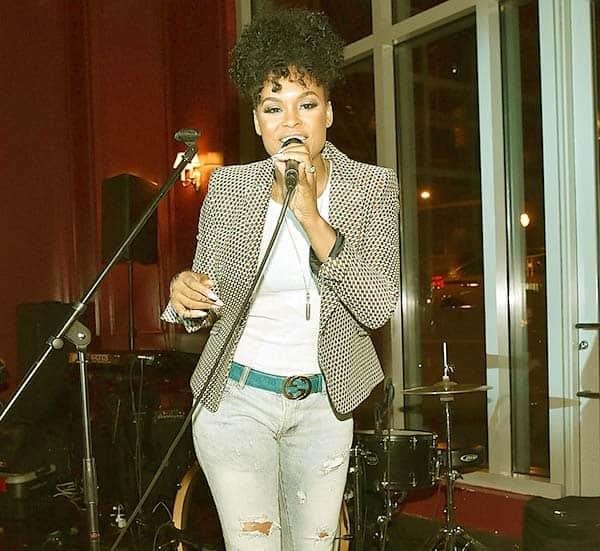 Image of Singer, Demetria McKinney