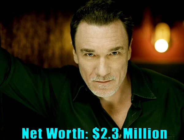 Image of Interior designer, Douglas Wilson net worth is $2.3 million