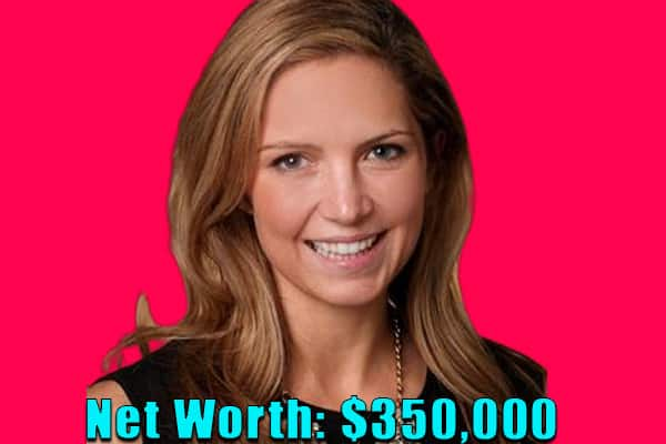 Image of Pediatrician, Dr. Charlotte Brown net worth is $350,000