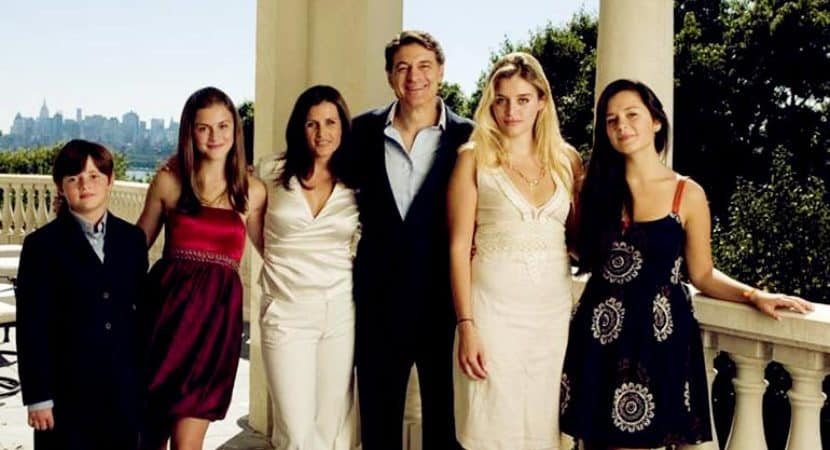 Image of Dr. Oz family: Know every members of Dr. Mehmet Oz.