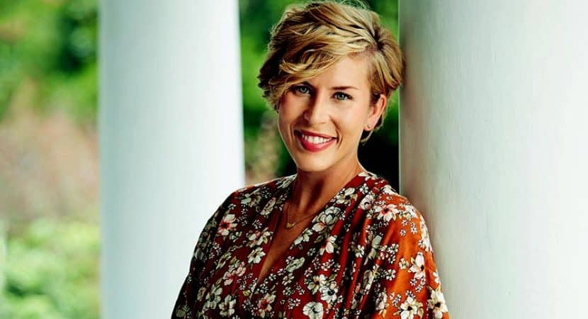 Image of Erin Napier Age, Hair, Net Worth, House, Wikipedia, Bio