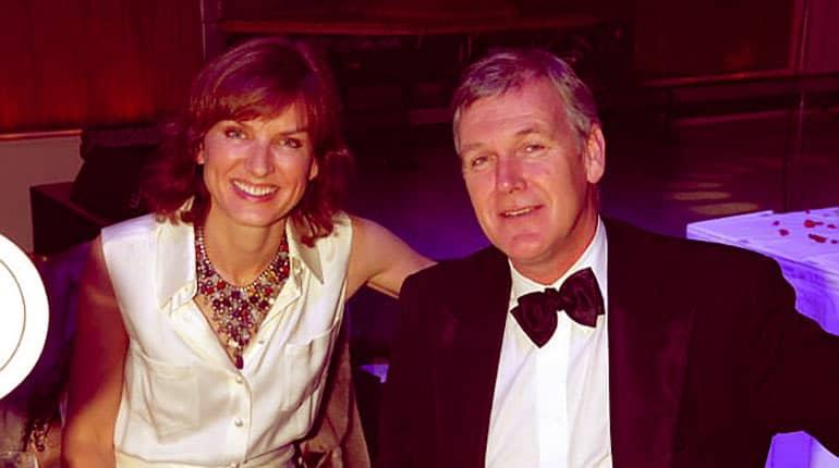 Image of Fiona Bruce Wiki, Net worth, Salary, Family. Meet Husband Nigel Sharrocks.