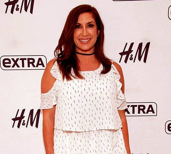 Image of Jacqueline Laurita from the TV reality show, The Real Housewives of New Jersey