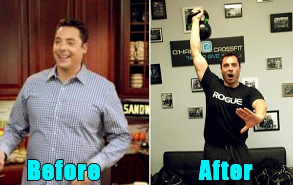Image of Cook, Jeff Mauro weight loss before and after